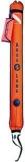 Буй Aqua Lung нейлоновый оранжевый с клапаном, 130 см