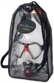 Комплект Aqua Lung маска Infinity + трубка Buran