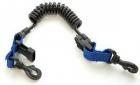 Пружина с защелкой и пластиковым карабином Aqua Lung