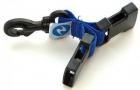 Пластиковый карабин с двумя защелками Aqua Lung
