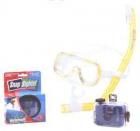 Комплект маска+трубка+фотоаппарат TUSA RC-2014-SS04